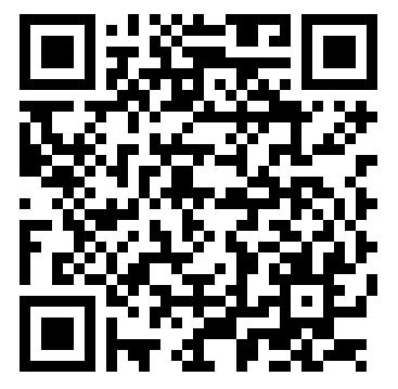 QR Code for Ulysses Meets WordPress